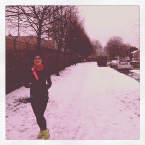 running-snow-laetitia-rood-instagram